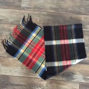 100% Cashmere Scarf NWOT!